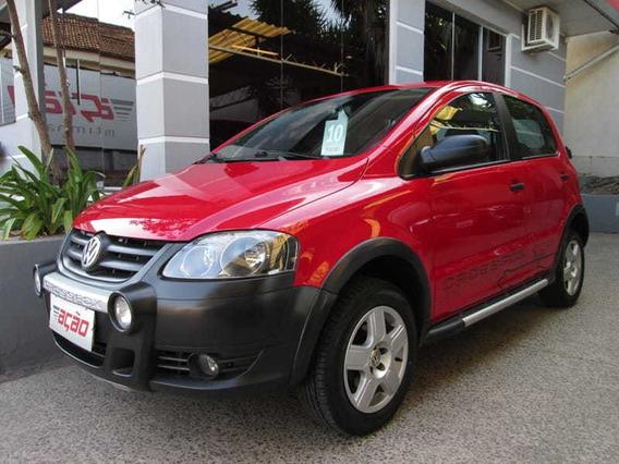 Volkswagen - Crossfox 1.6 16v 2010