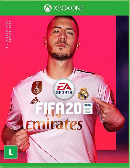 Fifa 20 Xbox One Mídia Digital Imediato