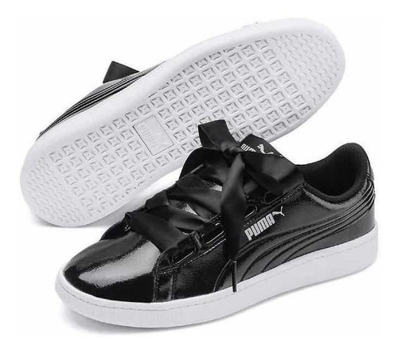 ¡ultima En Stock! Zapatillas Puma Lifestyle Vikky V2 Ribbon