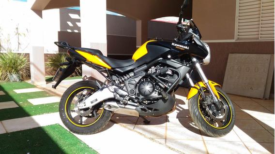 Kawasaki Versys 650 -