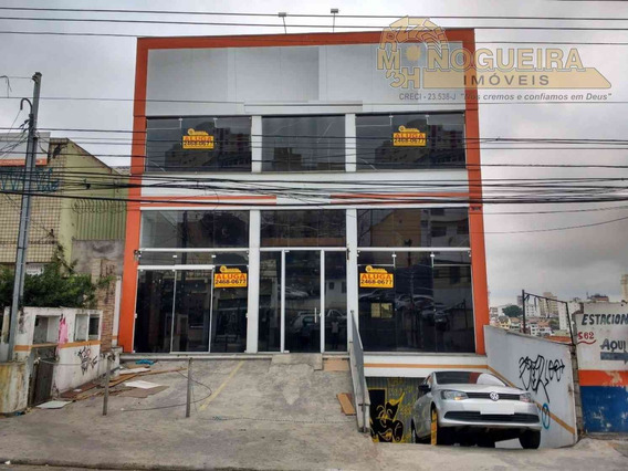 Prédio Comercial Centro Guarulhos Ref.: - 3654