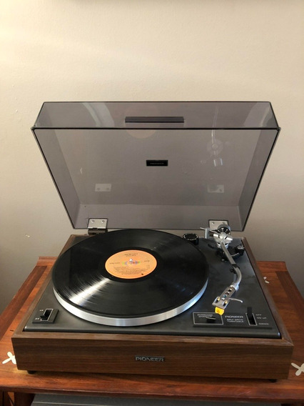 Toca Discos Pioneer Pl12 ( Technics/ Gradiente/ Akai)