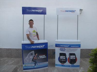 Fabrica Stand Portatil Personalizado Marca Empresa Evento
