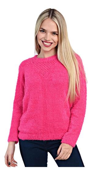 Sweaters Pelo De Mono Liso
