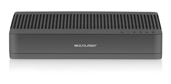 Switch Mini Multilaser Soho 5 Portas - Re305