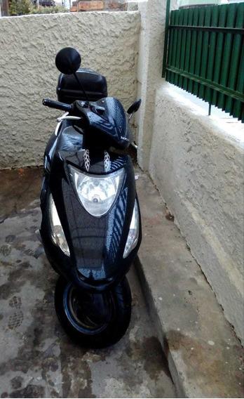 Honda Elite 125 Mod 2012