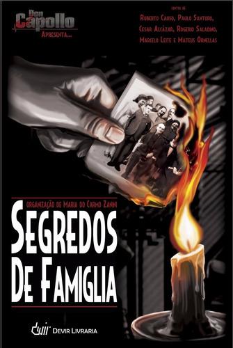 Don Capollo Segredos De Famiglia Devir - Bonellihq Cx19 V20