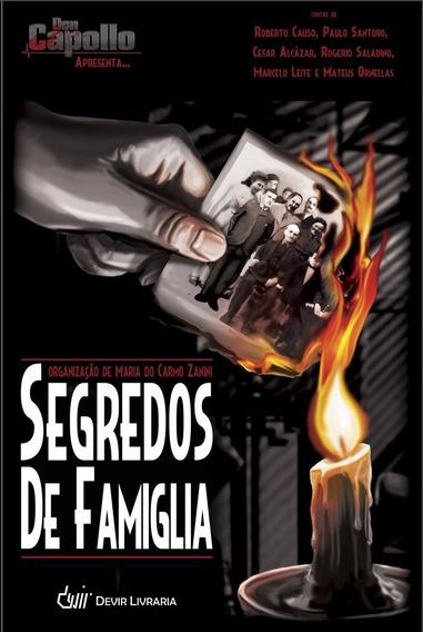 Don Capollo Segredos De Famiglia Devir - Bonellihq Cx19 C19