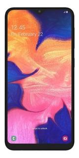 Samsung A10 32 Gb Negro Libre+ Regalos Mica + Funda
