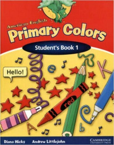 Primary Colors 1 - American English - Pupil