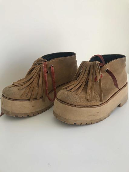 Zapatos Sofia De Grecia Talle 38