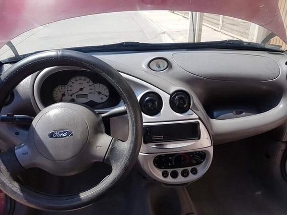 Ford Ka 2002. Desvielado. Pagos Al Corriente Hasta 2020