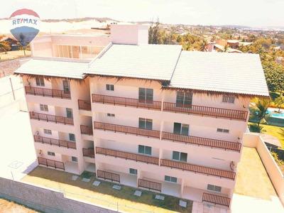 Apartamento No Cumbuco Pronto Pra Morar - Ap0188