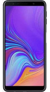 Celular Samsung Galaxy A7 2018 64 Gb Preto Usado Muito Bom