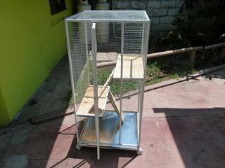 Jaula Para Hurones Y Chinchillas Se Hacen A Pedid $ 140.000