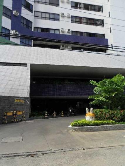 Apartamento Com 2 Quartos Para Alugar, 60 M² Por R$ 1.500/mês - Boa Viagem - Recife/pe - Ap0049