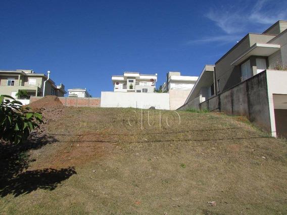 Terreno Residencial À Venda, Loteamento Residencial Reserva Do Engenho, Piracicaba - Te1225. - Te1225
