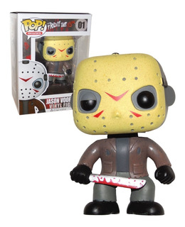 Funko Pop 01 Jason Voorhees Pata`s Games & Toys