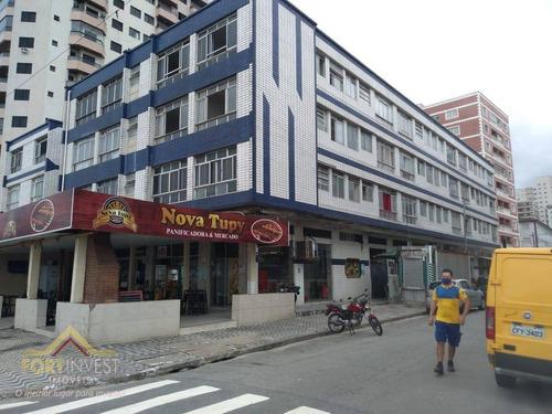 Imagem 1 de 13 de Apartamento Com 2 Dormitórios À Venda, 45 M² Por R$ 160.000,00 - Vila Tupi - Praia Grande/sp - Ap2283