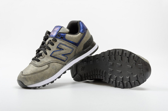 Zapatillas New Balance Wl547 Metalizadas . Zona Norte