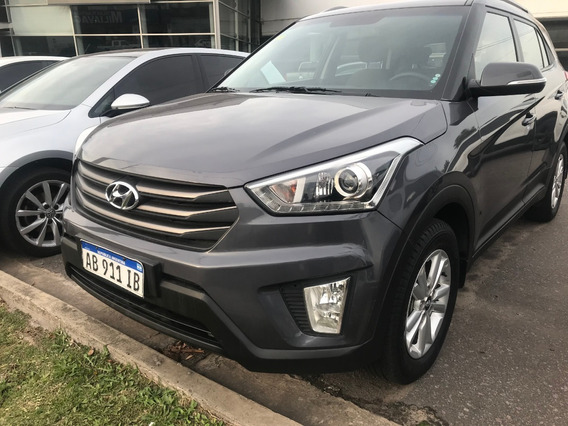 Hyundai Creta Full Automatica Sin Cuero Techo 4x4 #mkt11026