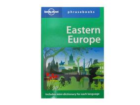 Livro Em Inglês - Eastern Europe: Lonely Planet Phrasebook
