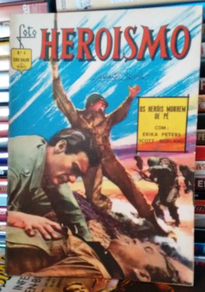 Foto Heroísmo - Lote Com 11 Edições   Ediex