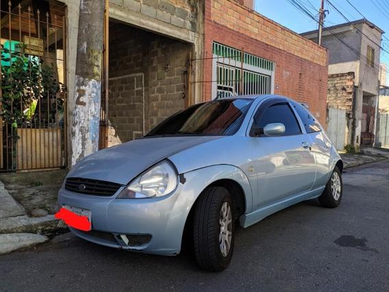 Ford Ka Gl 2003 Zetec Rocam 1.0