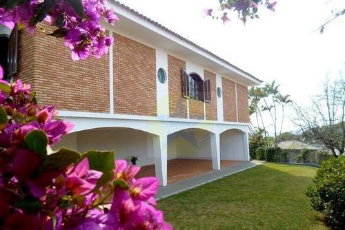 Casa Residencial À Venda, Jardim Do Lago, Atibaia. - Ca1561