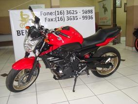 Yamaha Xj6 N Vermelho 2012