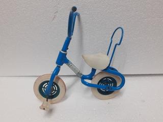 Mini Bicicletinha Antiga (produto Bem Raro)