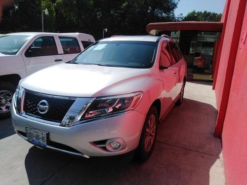 Nissan Pathfinder 2014 3.5 Sense Mt