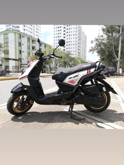 Yamaha Bws X 125, Modelo 2015
