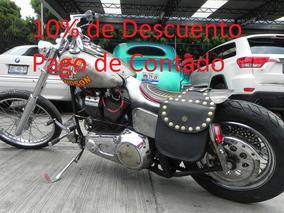 Harley Davidson And The Marlboro Man Chopper