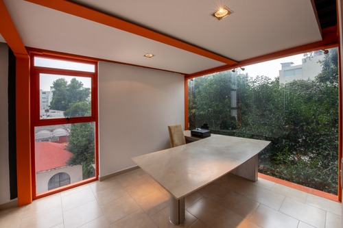 Oficina O Consultorio En Renta 16 M2  En Eugenia Col Del Val