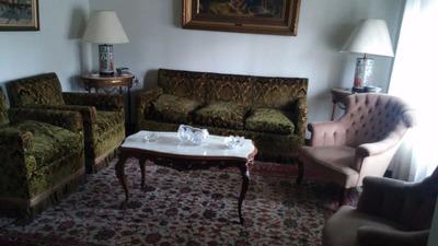 Casa 4 Dorm. 3 Baños, Estufa A Leña, Patio Con Parr. Gge