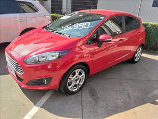 Ford Fiesta 1.6 Sel Hacht 16v Flex 4p Powershifit