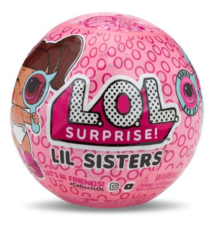 Lol Surprise Lil Sisters Serie 4