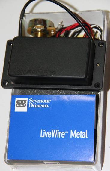 Captador Seymour Duncan Live Wire Metal