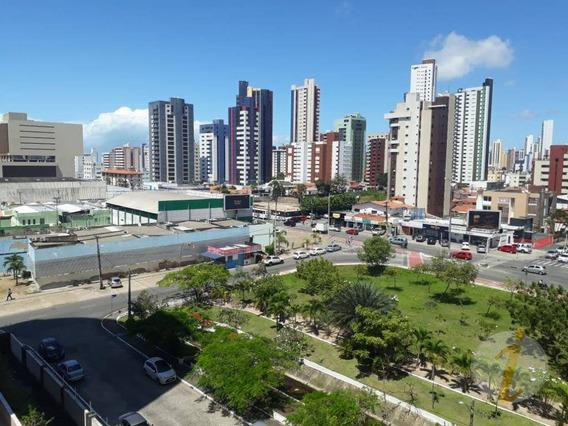 Apartamento Com 4 Dormitórios À Venda, 168 M² Por R$ 650.000 - Privê Aeroporto - Santa Rita/pb - Ap6698