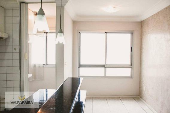 Apartamento Com 3 Dormitórios À Venda, 63 M² Por R$ 235.000 - Monte Castelo - São José Dos Campos/sp - Ap0467