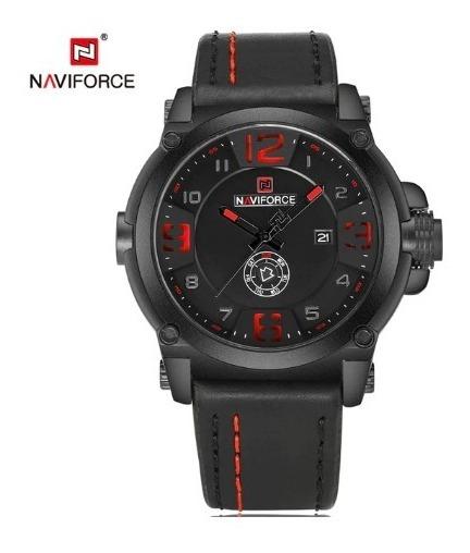 Relógio Masculino Militar Esportivo Naviforce Nf9099