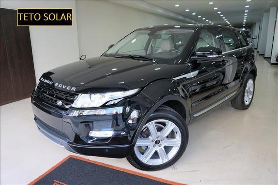 Land Rover Range Rover Evoque 2.0 Prestige 4wd Gasolina 4p A