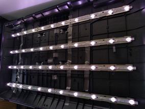 Barra De Leds Samsung Un48h4203ag Semi Novas - Kit Completo