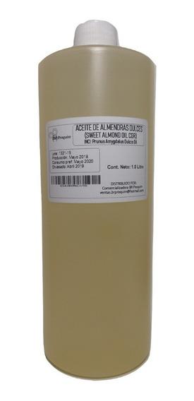 Aceite De Almendras Dulces 1 Litro
