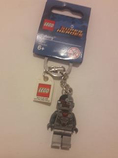 Lego Llavero Dc Super Heroes Cyborg
