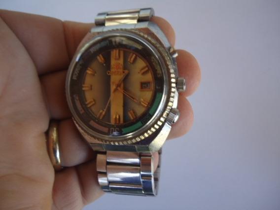 Relógio Orient Automático Antigo Linha Kd King Diver