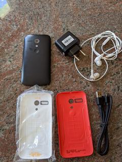 Motorola Mot G 2 16gb Dual Preto