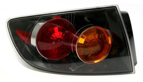 Foco Trasero Exterior Izquierdo Mazda 3 1.6 Sedan 04-09
