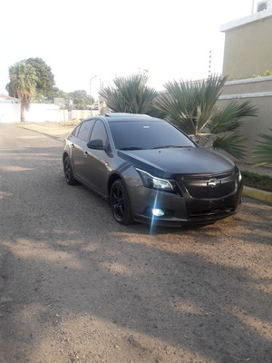 Chevrolet Cruze Año 2012